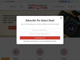 Mypicturebook Coupons